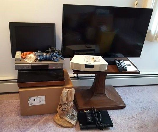 Most Recent Turntable Tv Stands Within 6 Turntable Bearing Swivel Plate For Chair Stand Electrical Tv (View 6 of 20)
