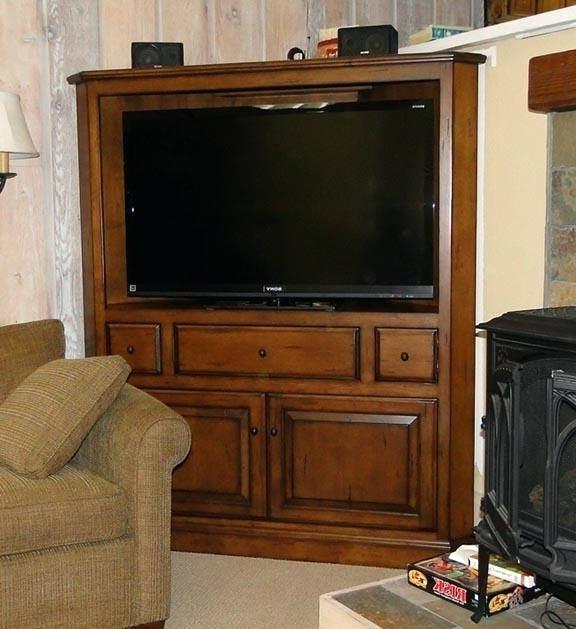 Most Recent Tv Cabinets With Doors For Flat Screens Glamorous Collection Cabinet In Corner Tv Cabinets For Flat Screens With Doors (View 14 of 20)
