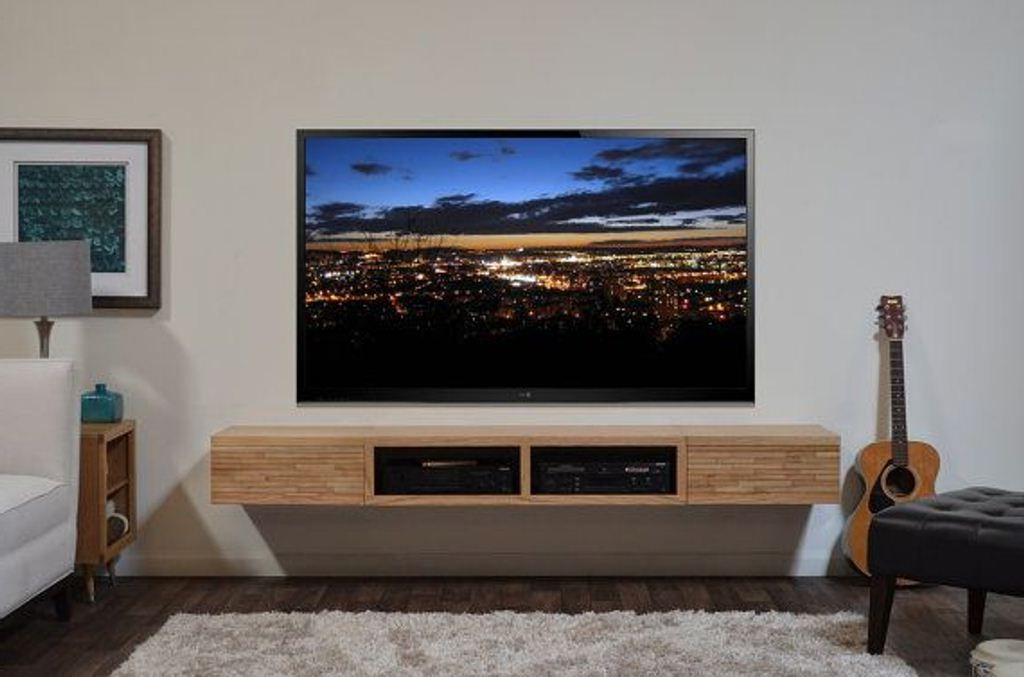 Most Recent Wall Mounted Tv Cabinets For Flat Screens With Doors Intended For Wall Units, Astonishing Wall Tv Cabinet With Doors Wall Mounted Flat (View 5 of 20)