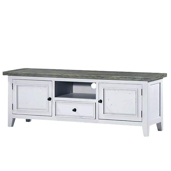 Most Recent White And Wood Tv Stands Intended For Tv Stands White Wood White Television Stand White Wood Corner Stand (View 6 of 20)