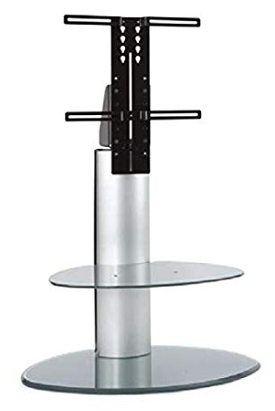Most Recently Released Cheap Cantilever Tv Stands For Off The Wall Motion Cantilever Tv Stand – Silver: Amazon.co (View 5 of 20)