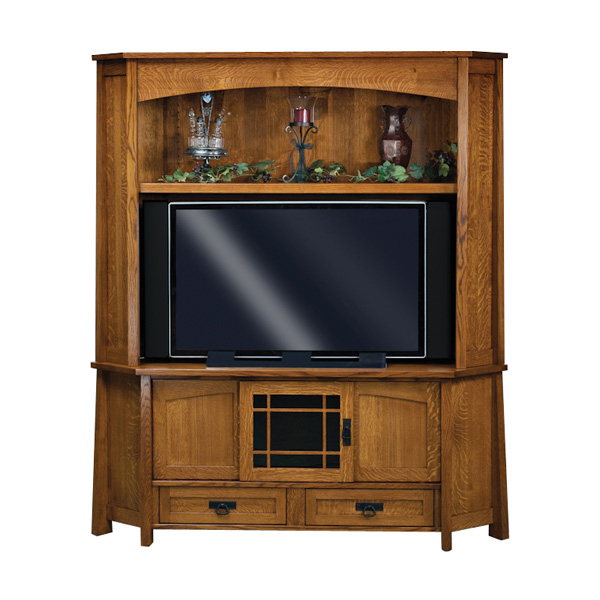 Most Recently Released Corner Tv Cabinets With Modesto Corner Tv Cabinet (View 9 of 20)
