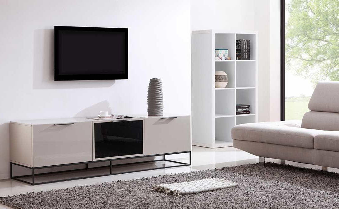 Most Recently Released Cream Gloss Tv Stands Intended For Cool Uk Cf Ntok Oak Cr Tv Stands Cream Tv Stand (View 8 of 20)