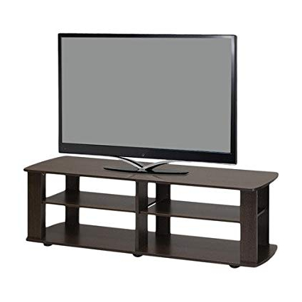 """Most Recently Released Home Loft Concept Tv Stands Within Amazon: Home Loft Concept 43"""" Tv Stand (Dark Brown): Kitchen (View 12 of 20)"""