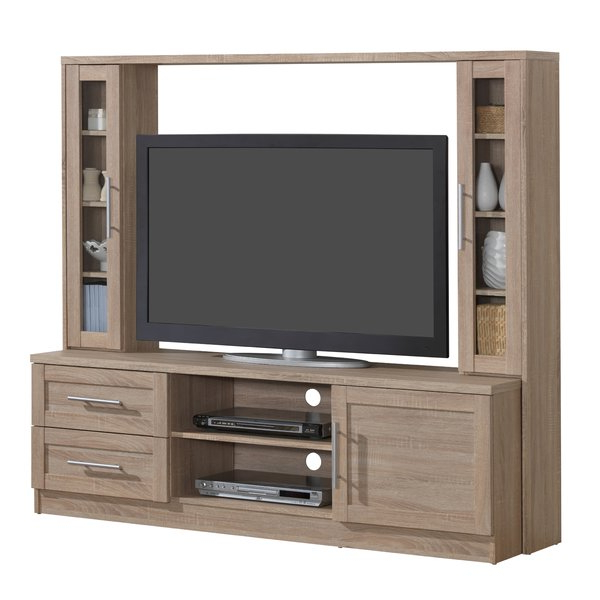 Most Recently Released Tv Stands With Hutch You'll Love (View 6 of 20)