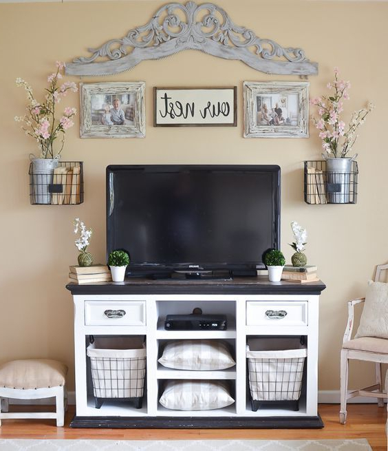 Most Up To Date 15 Stylish Design Tall Tv Stand For Bedroom Ideas (View 13 of 20)