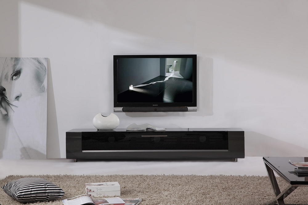 Most Up To Date Contemporary Modern Tv Stands Inside B Modern Editor Remix Tv Stand (View 10 of 20)