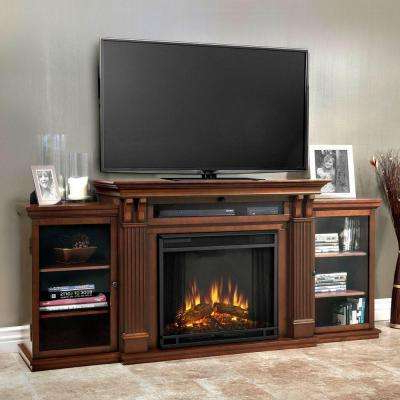 Most Up To Date Dark Espresso – Tv Stands – Living Room Furniture – The Home Depot Pertaining To Dark Tv Stands (View 13 of 20)