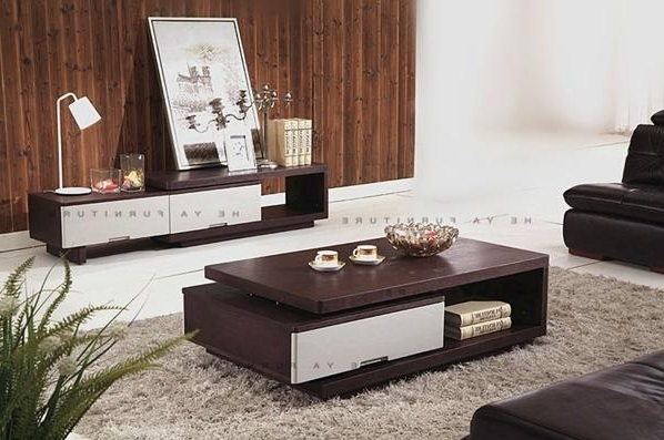 Most Up To Date Gallery 20 Best Ideas Coffee Tables And Tv Stands Matching Tv With Matching Tv Unit And Coffee Tables (View 14 of 20)