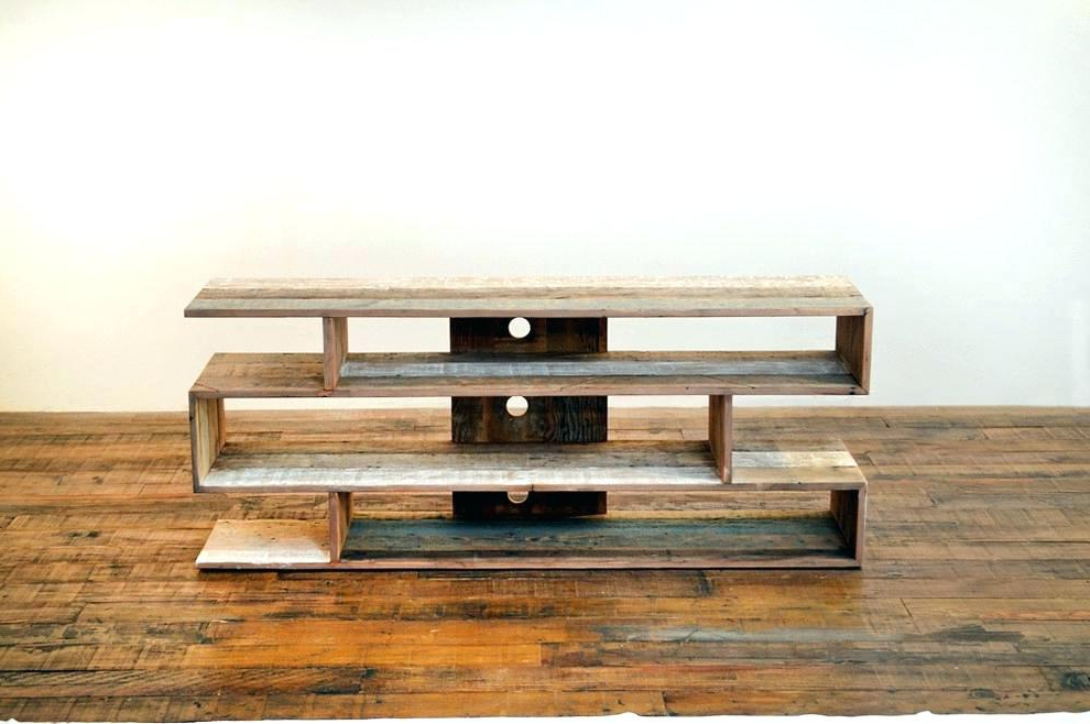 Most Up To Date Light Wood Tv Stand – Itechshare Inside Wooden Tv Stands For Flat Screens (View 8 of 20)