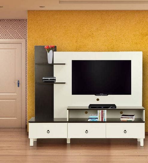 Most Up To Date Modern Tv Units With Buy Lauren Tv Unithometown Online – Modern Tv Units – Tv Units (View 17 of 20)