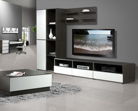 "Most Up To Date Nexera Tv Stands Throughout Nexera Allure 60"" Tv Stand (View 9 of 20)"