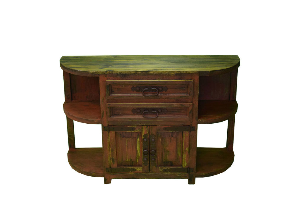 Most Up To Date Rustic Red Credenza San Francisco Sofa Table Tv Stand Console Pertaining To Rustic Red Tv Stands (View 19 of 20)