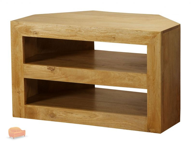 Most Up To Date Tv Cabinets, Units For Dark Wood Corner Tv Cabinets (View 15 of 20)