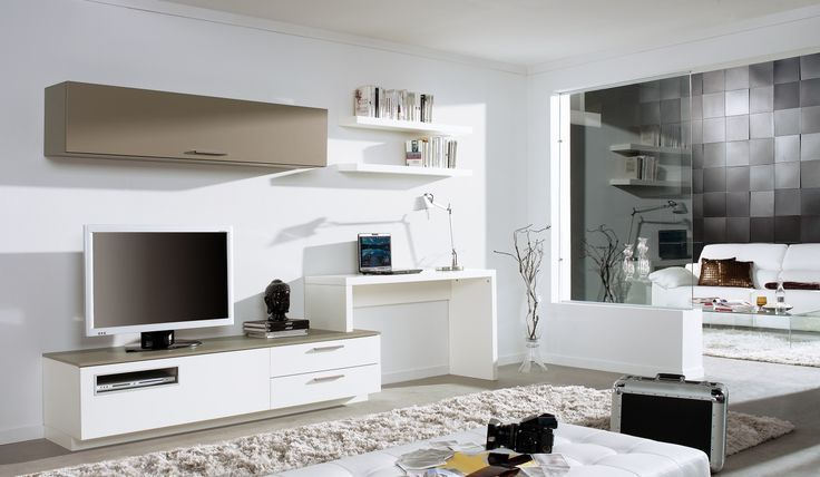My Home Regarding Most Popular Tv Stands And Computer Desks (Gallery 5 of 20)