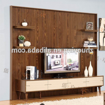 New Model Wooden Lcd Tv Stand Design – Buy Wooden Tv Stand Pictures Intended For 2017 Cheap Wood Tv Stands (View 11 of 20)