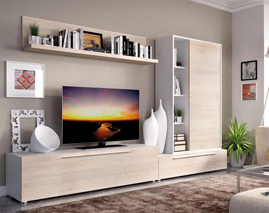Newest 17 Diy Entertainment Center Ideas And Designs For Your New Home For Modern Tv Cabinets Designs (Gallery 1 of 20)
