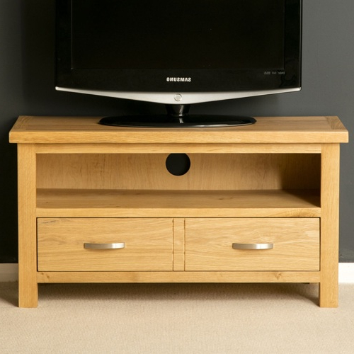 Newest 19 Amazing Diy Tv Stand Ideas You Can Build Right Now With Regard To Contemporary Oak Tv Cabinets (View 15 of 20)
