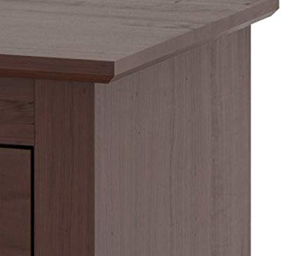 Newest Amazon: Sonax B 003 Rbt Bromley Tv Stand, Ravenwood Black Throughout Raven Grey Tv Stands (View 14 of 20)