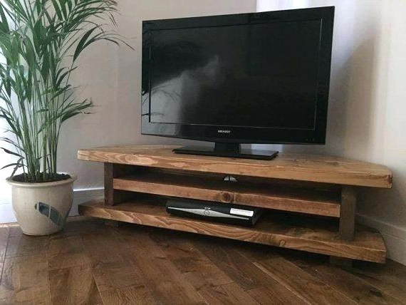 Newest Caddy Corner Tv Stand – Aranui.co Intended For Unique Corner Tv Stands (Gallery 8 of 20)