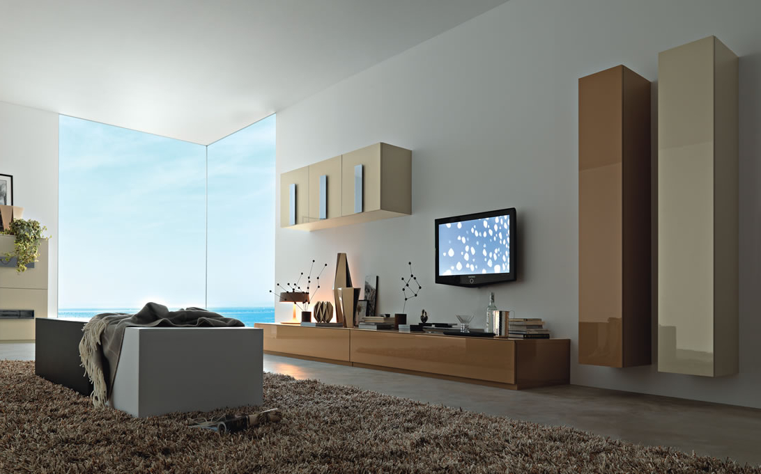 Newest Contemporary Tv Wall Units With Modern Tv Wall Unit – Runforsarah (Gallery 17 of 20)