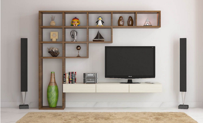 Newest Contemporary Tv Wall Units Within 7 Cool Contemporary Tv Wall Unit Designs For Your Living Room (View 17 of 20)