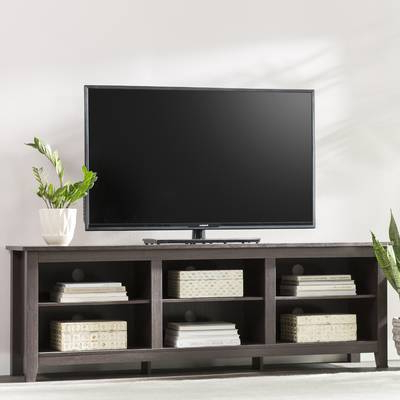 "Newest Dixon White 58 Inch Tv Stands Inside Mistana Whittier Tv Stand For Tvs Up To 60"" With Fireplace & Reviews (Gallery 5 of 20)"