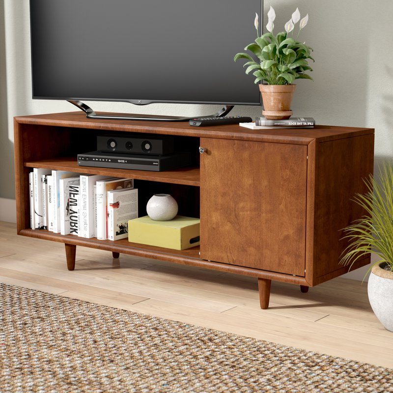 "Newest Langley Street Lauren Tv Stand For Tvs Up To 60"" & Reviews (Gallery 1 of 20)"