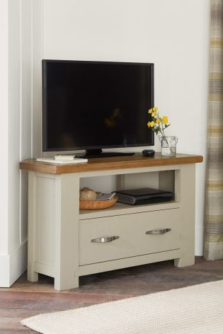 Newest Painted Corner Tv Cabinets Within Buy Hartford® Painted Corner Tv Unit From The Next Uk Online Shop (View 13 of 20)