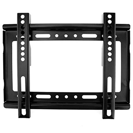 Newest Plasma Tv Holders Within Amazon: Tv Wall Mount For Plasma, Lcd, Led, Hdtv Flat Panel Tv (View 13 of 20)