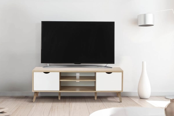 Newest Shangri La Tv Entertainment Unit – Nyhavn Collection (140Cm, White Within Tv Entertainment Unit (Gallery 13 of 20)