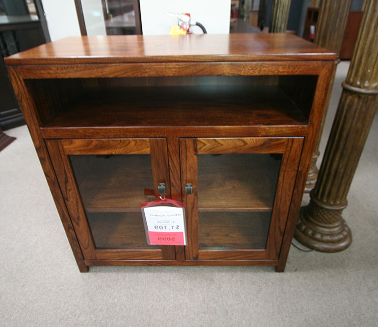 Newest Solid Oak Or Solid Maple Tv Cabinets : O'reilly's Furniture With Maple Tv Cabinets (Gallery 17 of 20)