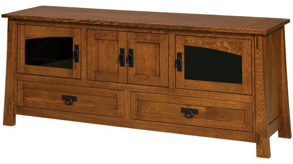 Newest Tahari Large Oak Tv Stand – Countryside Amish Furniture For Large Oak Tv Stands (View 16 of 20)