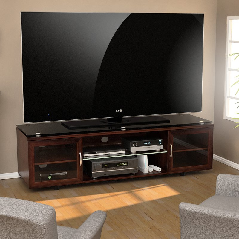 "Newest Tv Stands For 70 Flat Screen Within Z Line Designs Quinn Tv Stand For Tvs Up To 70"" & Reviews (View 8 of 20)"