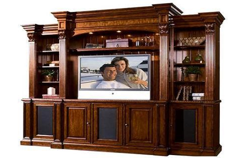 Newest Wooden Tv Cabinets Pertaining To Wooden Tv Cabinet At Rs 1800 /square Feet(S) (View 9 of 20)