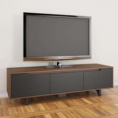 Nexera – Tv Stands – Living Room Furniture – The Home Depot Inside Most Recent Nexera Tv Stands (Gallery 7 of 20)