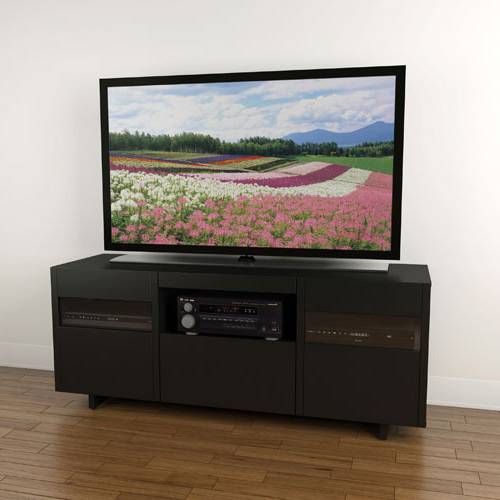 "Nexera Vision Tv Stand For Tvs Up To 64"" : Tv Stands – Best Buy Canada Within Fashionable Nexera Tv Stands (View 2 of 20)"