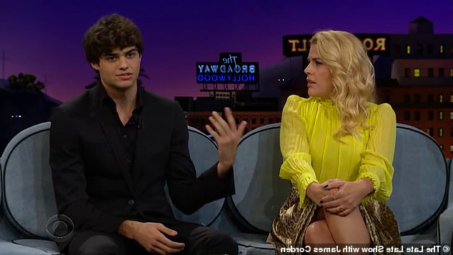 Noah 75 Inch Tv Stands Intended For Trendy Busy Philipps Calls Out Hollywood Heartthrob Noah Centineo On Tv For (Gallery 20 of 20)