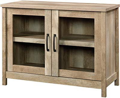 "Noah Rustic White 66 Inch Tv Stands Within Well Known Amazon: Anton White 80"" Rustic Tv Stand: Kitchen & Dining (View 8 of 17)"
