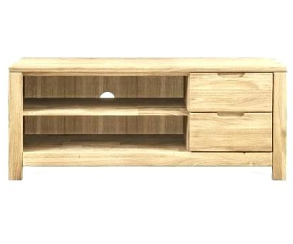 Oak Tv Cabinets For Flat Screens With Doors For Favorite Solid Oak Tv Stands For Flat Screen Wood Unit Furniture Table Stand (Gallery 17 of 20)