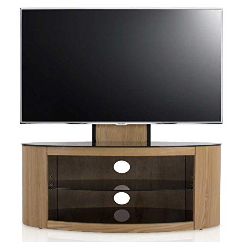 Oak Tv Stands: Amazon.co (View 18 of 20)