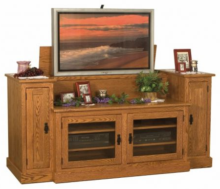 Oak Tv Stands With Regard To Most Recently Released Beautiful Oak Tv Stands – Hometone – Home Automation And Smart Home (Gallery 16 of 20)