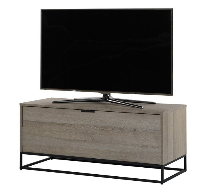 Off The Wall Cube 1100 Oak Tv Stand Within Most Popular Off The Wall Tv Stands (View 14 of 20)