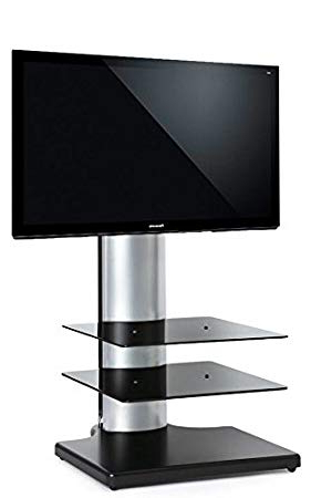 Off The Wall Tv Stands Within Well Known Off The Wall Origin Ii S2 Flat Panel Tv Stand In Black: Amazon.co (View 13 of 20)
