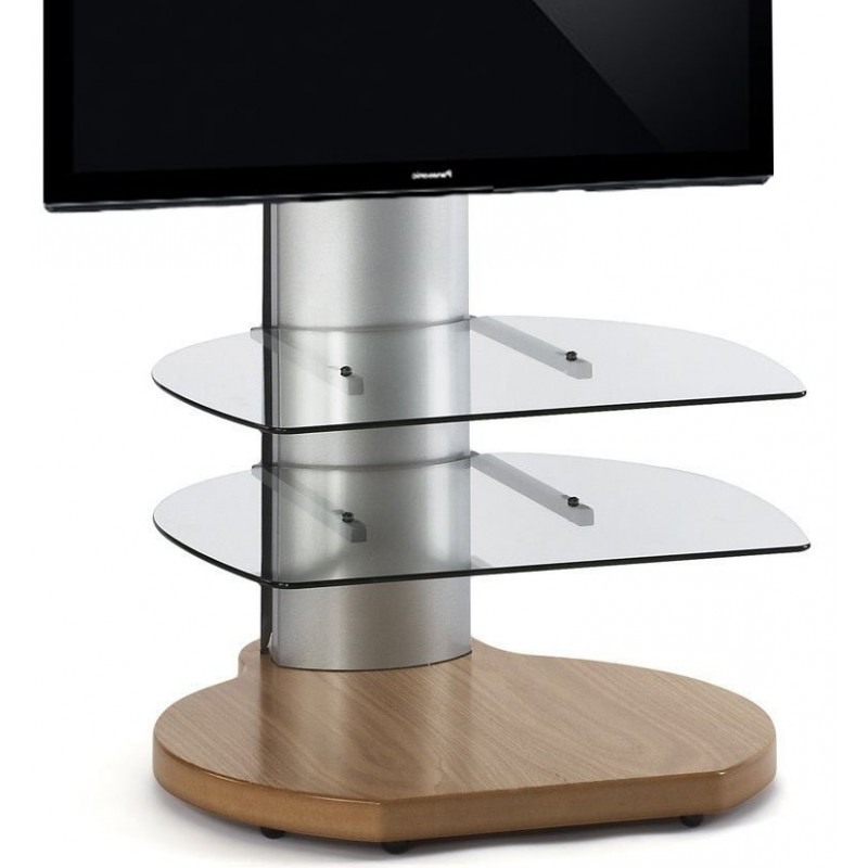 Off Wall Tv Stands With Most Up To Date Off The Wall Origin 2 Tv Stand, Available From Aurac In West Sussex (Gallery 16 of 20)