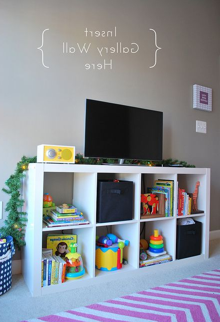 On With Regard To Playroom Tv Stands (Gallery 5 of 20)