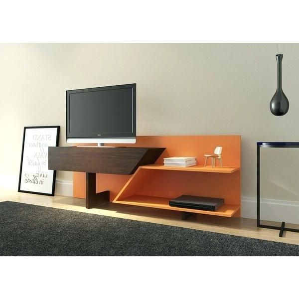 Orange Tv Stand – Itrendz.club Regarding Recent Orange Tv Stands (Gallery 10 of 20)