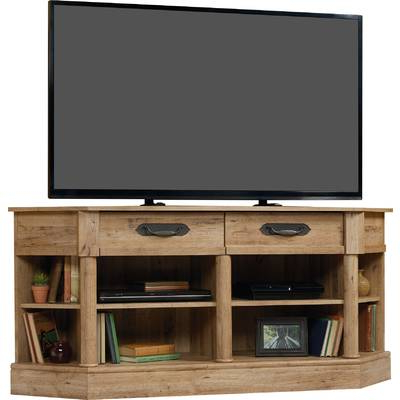 "Orviston Corner Tv Stand For Tvs Up To 60"" & Reviews (View 5 of 20)"