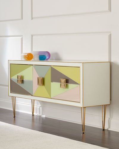 Oscar 60 Inch Console Tables With Famous Designer Furniture At Neiman Marcus (Gallery 16 of 20)