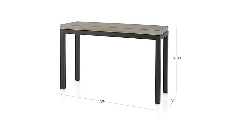 Oscar 60 Inch Console Tables Within Newest 39 Best Autobahn Furniture Images On Pinterest (View 11 of 20)